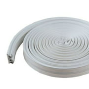 M-D Products 43846 17' White Door and Window Thermal Blend Weatherseal