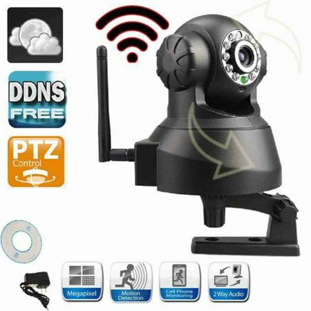 Wansview Wireless IP Pan/Tilt/ Night Vision Internet Surveillance Camera  Buil