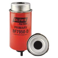 baldwin filters bf7950-d fuel filter, 7-21/32 x 3-1/2 x 7-21/32 in