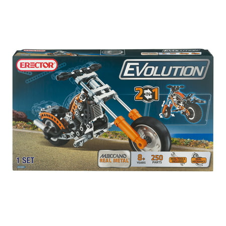 Erector Evolution Building Kit Motorcycle, 1.0 KIT](Lightsaber Building Kit)