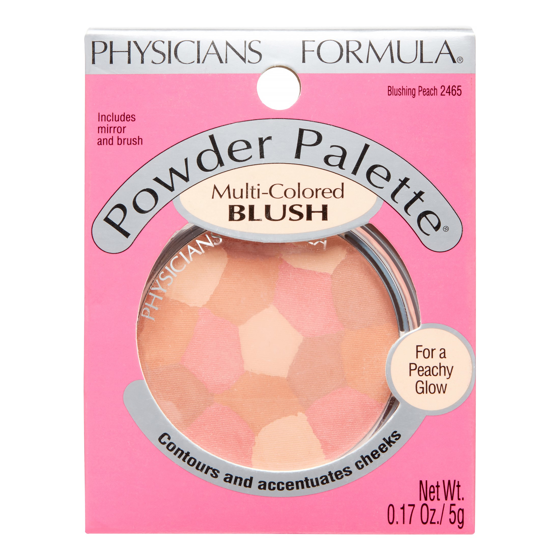 Physicians Formula Powder Palette Blush - Blushing Peach