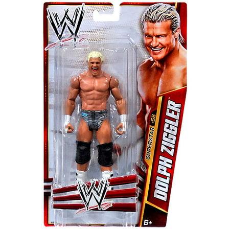 WWE Wrestling Basic Series 33 Dolph Ziggler Action Figure (Series 14 Basic Figure)