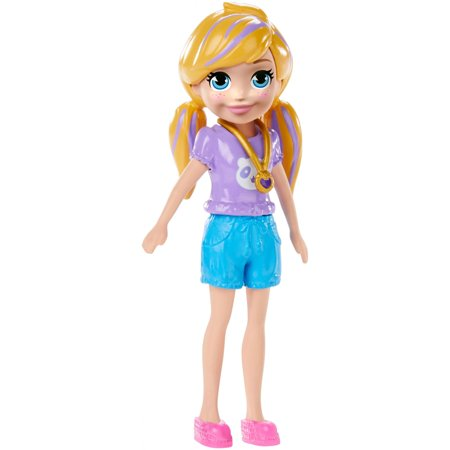 Polly Pocket Impulse Doll Polly