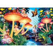 Masterpieces Toadstool Brook 1000pc Puzzle