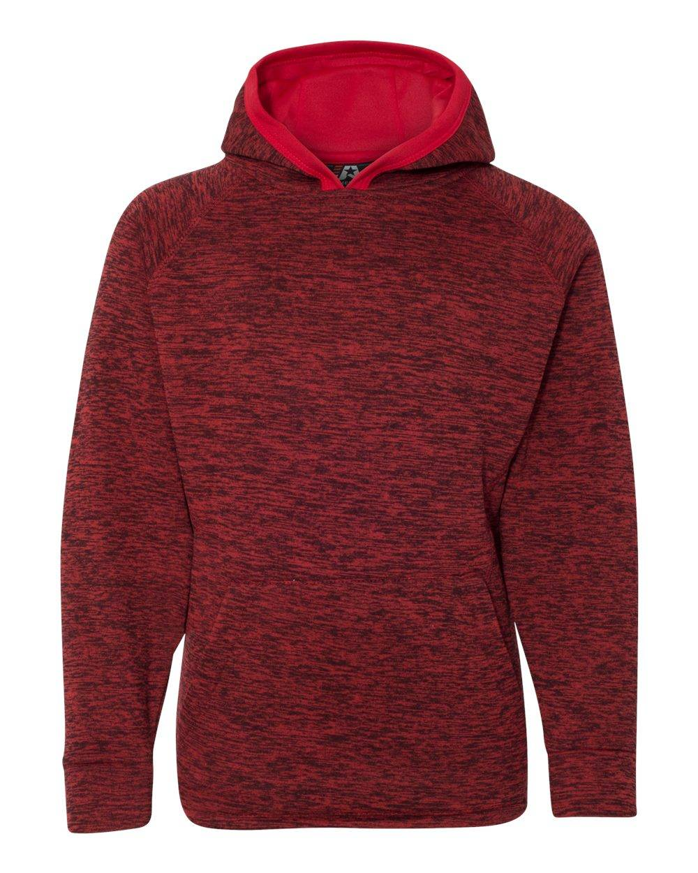 Fleece Youth Cosmic Fleece Hooded Pullover Sweatshirt