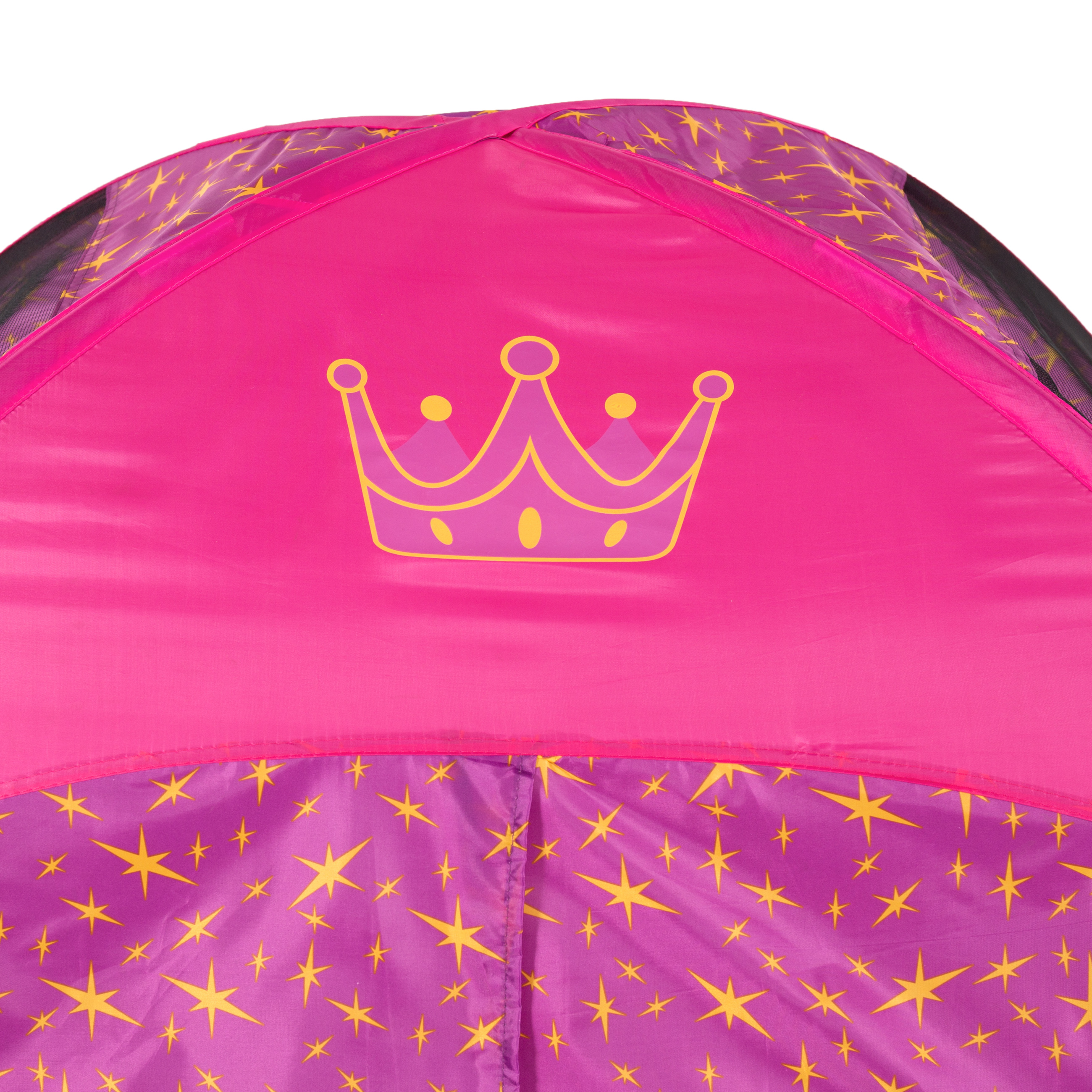 Best Choice Products BCP Pink Princess Full Size Bed Tent Kidu0027s Fantasy Easy Set Up Play  sc 1 st  Walmart & Best Choice Products BCP Pink Princess Full Size Bed Tent Kidu0027s ...