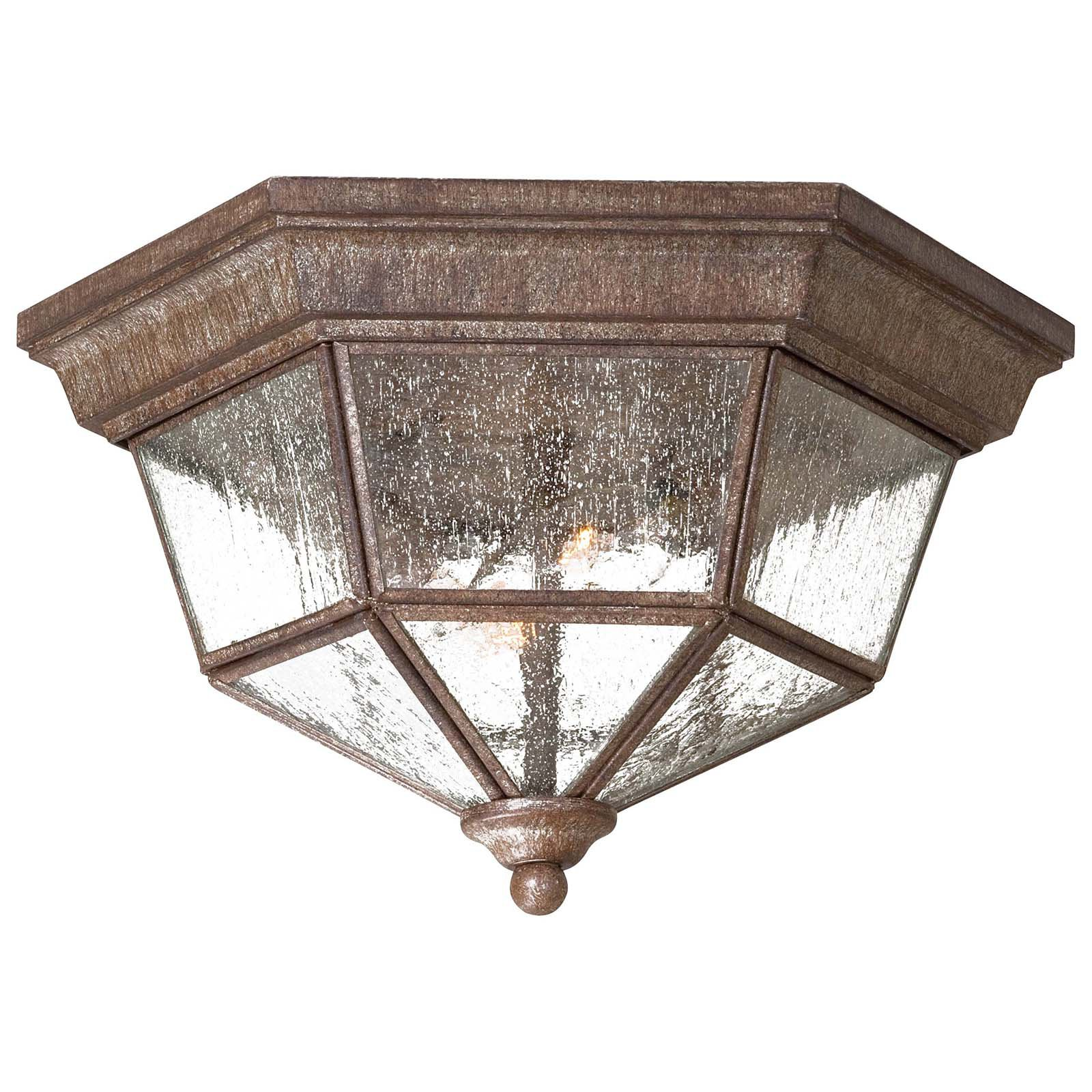Minka Lavery Taylor Court 8619-A61 Outdoor Flush Mount Light