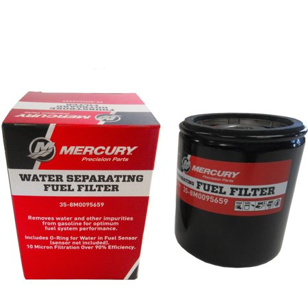 Mercury Marine Water Pump Base (Mercury Marine Quicksilver New OEM Water Separating Fuel Filter,)