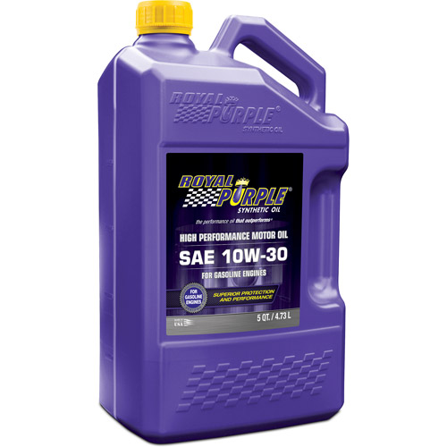 Royal Purple 10W-30 SAE, 5 qt