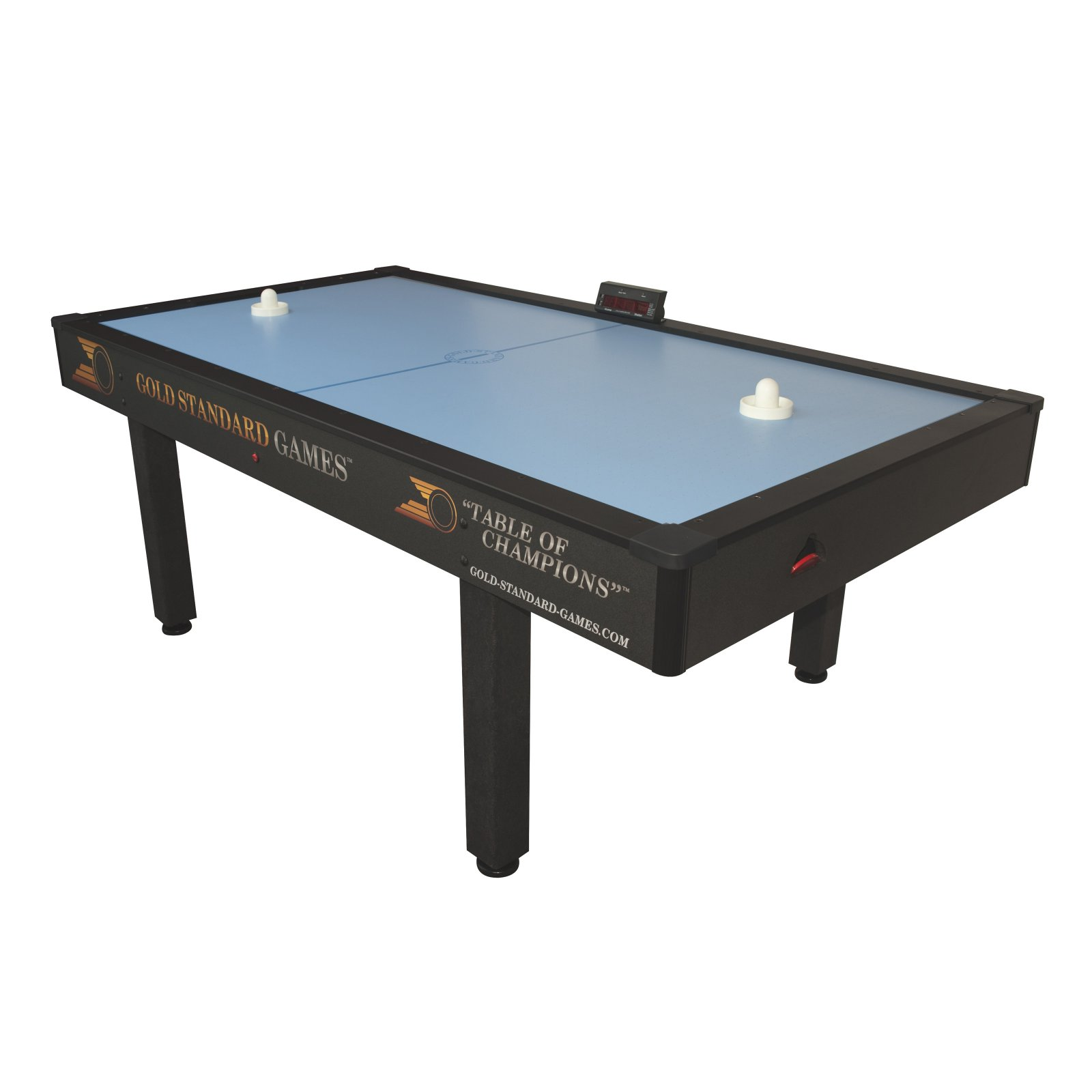 Gold Standard Games 7 ft. Home Pro Air Hockey Table by Shelti Inc