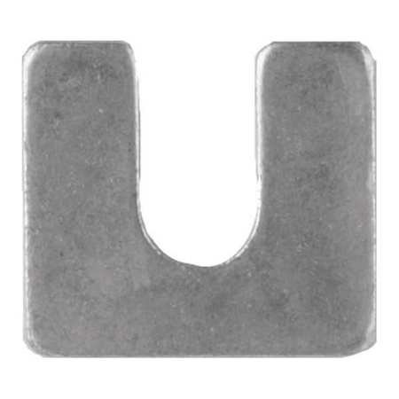 DISCO Body Shim,Steel,1-1/8 In.,PK100 -