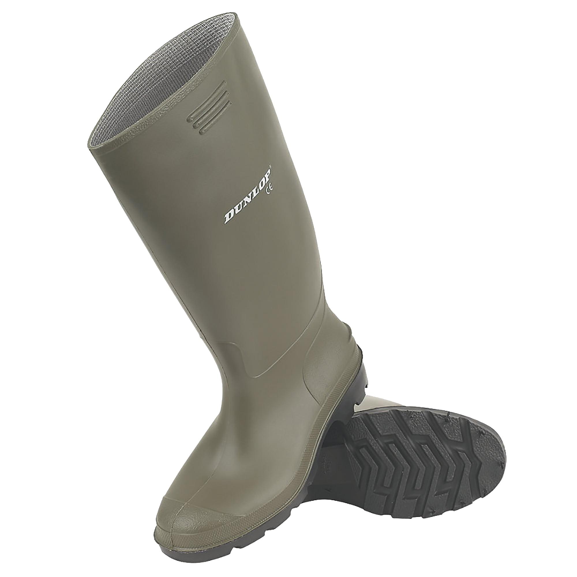 Dunlop 380PP Pricemastor Wellington Boot Fully Waterproof PVC Wellies Work Welly