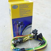 Hella Wiring Harness for Rallye 4000 Lights 148541001 Fog/Driving Light Wiring Kit