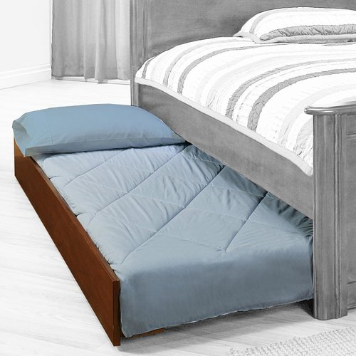 Lifetime LightHeaded Beds Twin Trundle Bed by Overstock