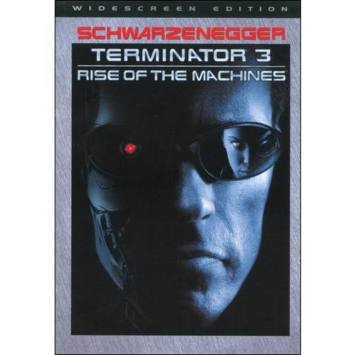 MC-TERMINATOR 3-RISE OF THE MACHINE (DVD/WS/TERMINATOR 4 MOVIE CASH)