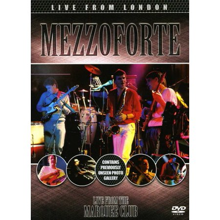 Live From the Marquee Club (DVD)](Halloween Club Store Hours)