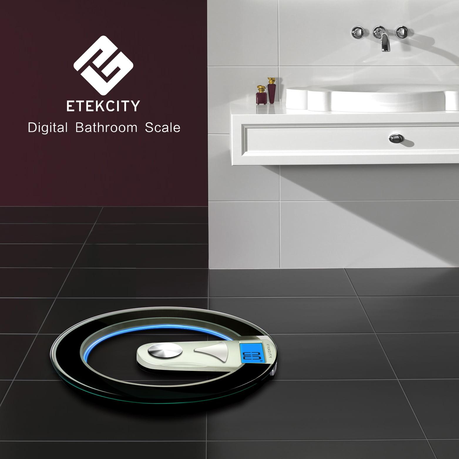 Etekcity Digital Bath Bathroom Body Weight Watcher Scale ...
