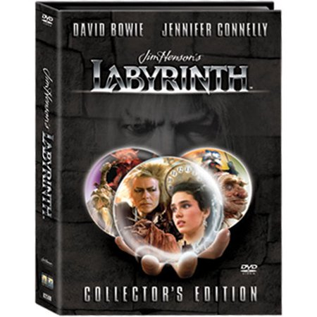Labyrinth (Widescreen, Collector's Edition)](Labyrinth Family Halloween)
