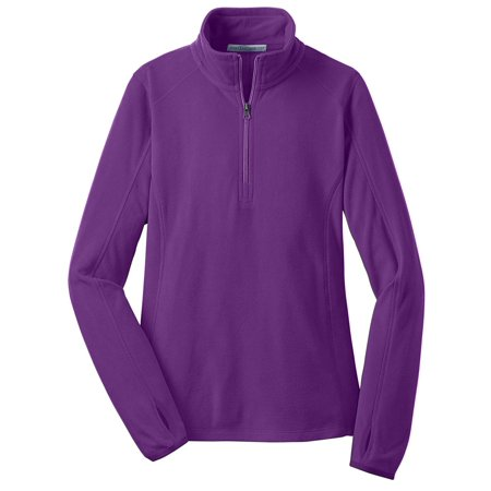 Port Authority Women's Microfleece 1/2-Zip Pullover (Microfleece Pullover)