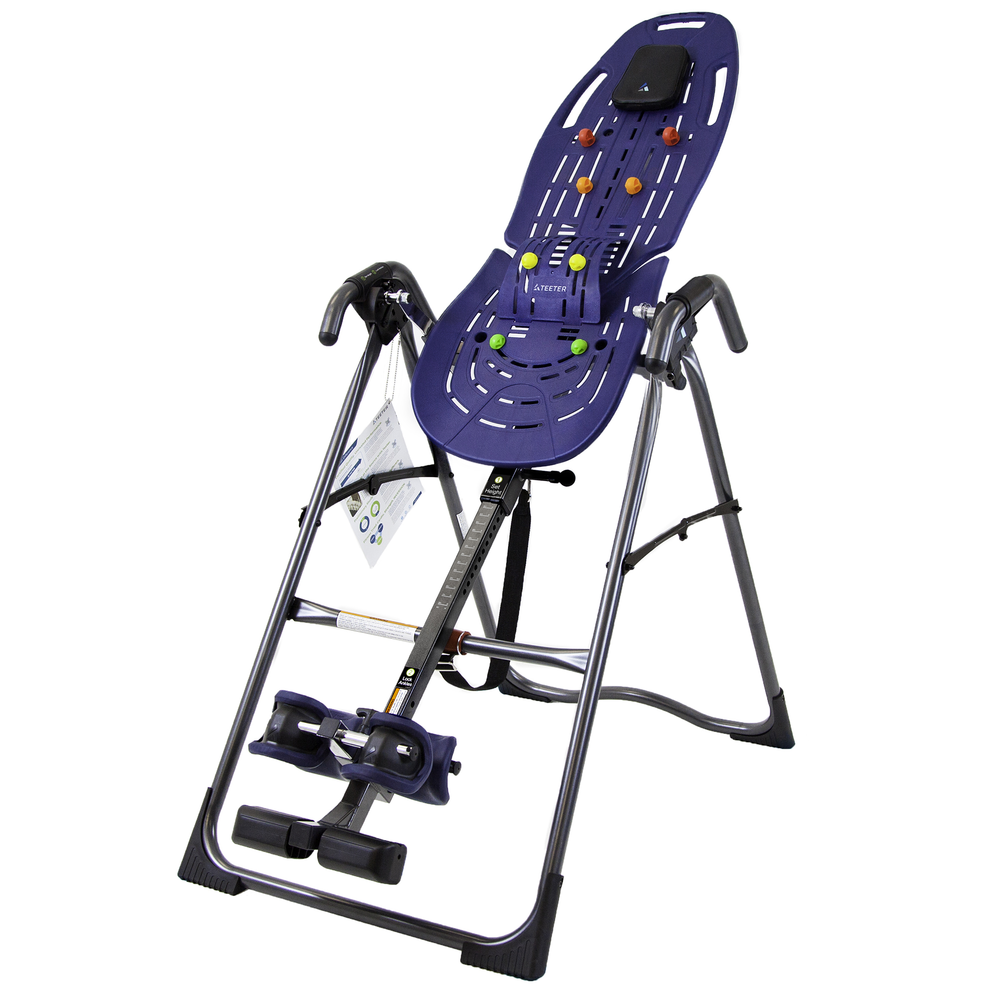 Teeter hang Ups EP-560 Ltd Inversion Table w/Acupressure ...