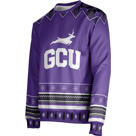 Prosphere Mens Grand Canyon University Ugly Holiday Festive Sweater  Apparel