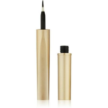 L'Oreal Lineur Intense Felt Tip Liquid Eyeliner, Black Mica [610], 0.05 oz
