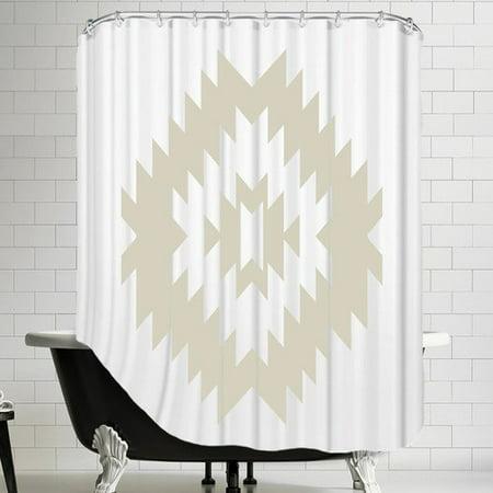 Americanflat Southwestern Shower Curtain