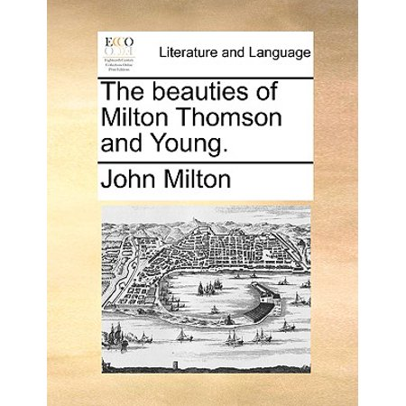 Young Beauty Tube (The Beauties of Milton Thomson and)