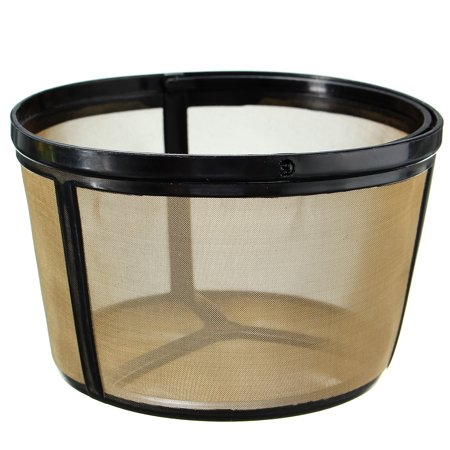 1PC Replacement Washable & Reusable Permanent Coffee Filter Basket For BUNN Coffee Makers
