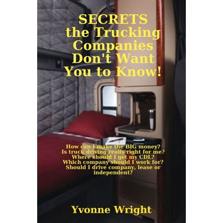 Secrets the Trucking Companies Don't Want You to Know! -