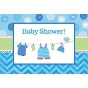 Baby shower invitations baby shower boy shower with love invitations pack of 8 filmwisefo Choice Image
