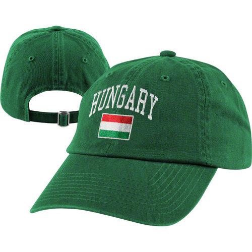Team Hungary Adjustable Hat