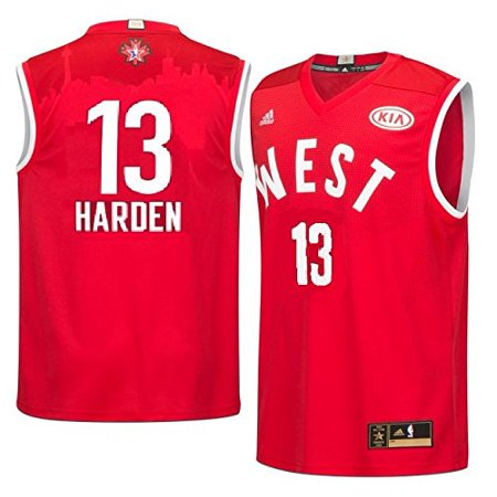 the latest 17bd3 3d4ed James Harden #13 NBA 2016 Western Conference All Star Youth ...
