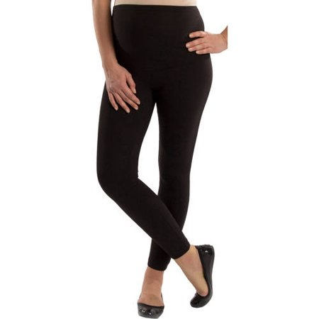 35db2782b70ec6 Great Expectations - Maternity Legging with Full Panel- Size XS CLEARANCE -  Walmart.com