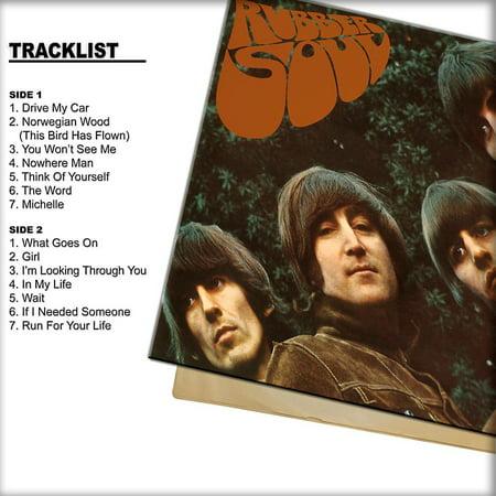 The Beatles - Rubber Soul - Vinyl (Remaster)