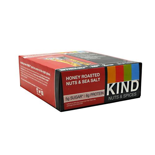 Kind Snacks Kind Fruit ; Nut - Honey Roasted Nuts ; Sea S...