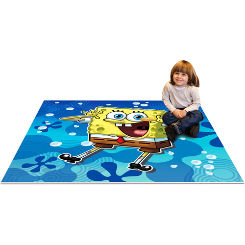 Nickelodeon - SpongeBob Soft EVA Play Mat, 4' x 4'