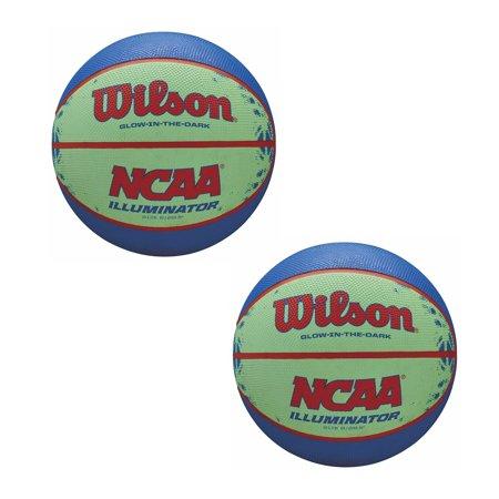 Wilson NCAA Illuminator Glow-in-The-Dark Basketball (28.5