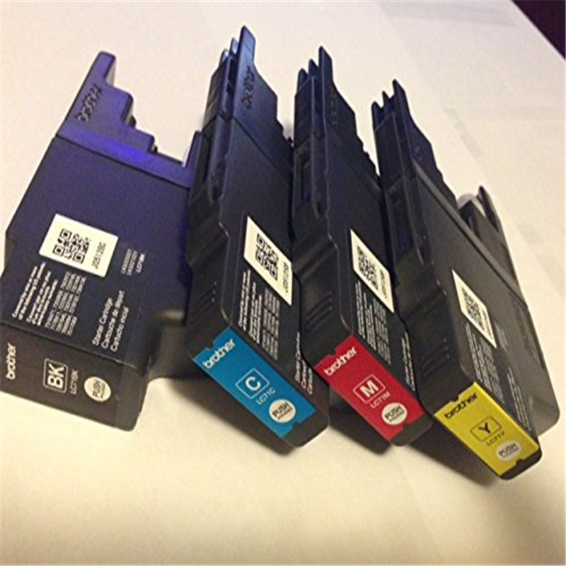 Brother LC71 Ink Cartridge ( 4-Pack )