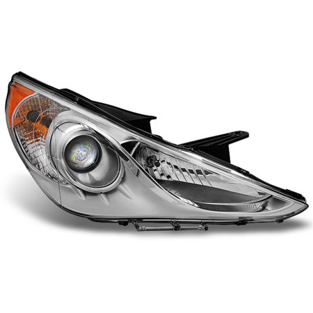 Fits 2011 2012 2013 Sonata Projector Headlights Passenger Right Side Replacement