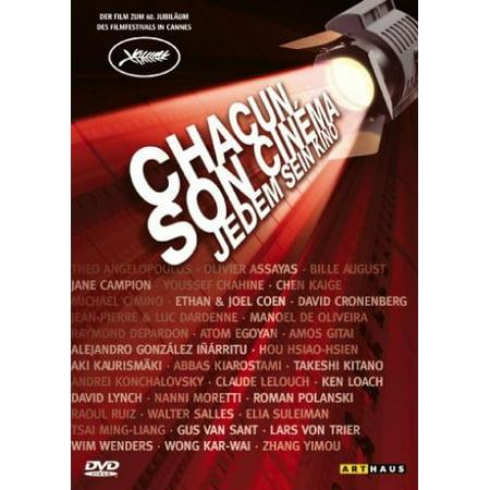 To Each His Cinema (32 Short Films) ( Chacun son cin ma ou Ce petit coup au coeur quand la lumi re s' teint et que le film commence )