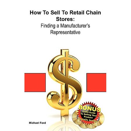 How to Sell to Retail Chain Stores : Finding a Manufacturer's (Best Retail Products To Sell)