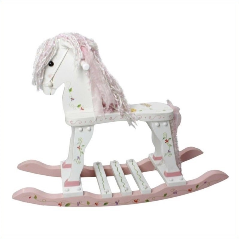 Fantasy Fields Princess and Frog Rocking Horse