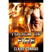 Touch of Fire - eBook