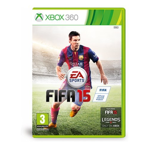 Electronic Arts FIFA 15, EA, XBOX 360, 014633732979