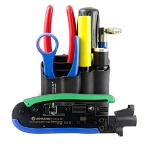 JONARD Mini Coax Tool Kit