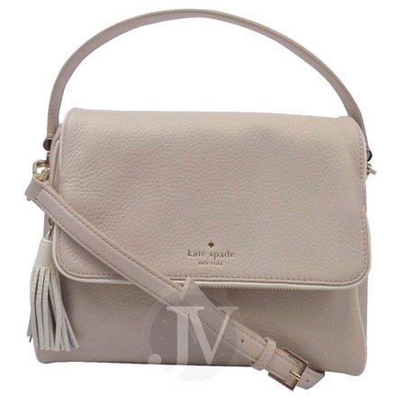 Kate Spade - NWT KATE SPADE MIRI CHESTER STREET PUMICE LEATHER SATCHEL  CROSSBODY BAG HANDBAG - Walmart.com dfaffe7f1b296