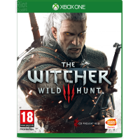 Namco Bandai The Witcher 3: Wild Hunt (XBX1)