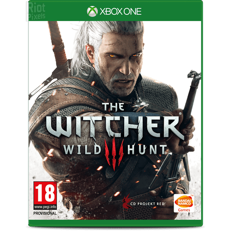 Namco Bandai The Witcher 3: Wild Hunt (XBX1) (Witcher 3 Best Horse Gear)