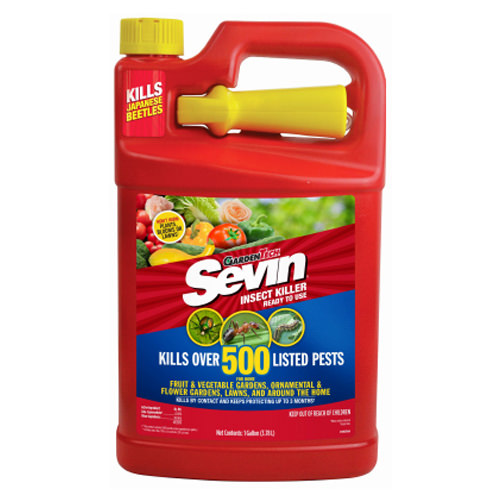 Sevin Insect Bug Killer Outdoor Lawn Granules; 20 Pounds